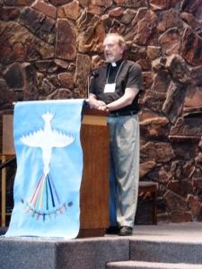 Boise, ID, June, 2014 MP speaking